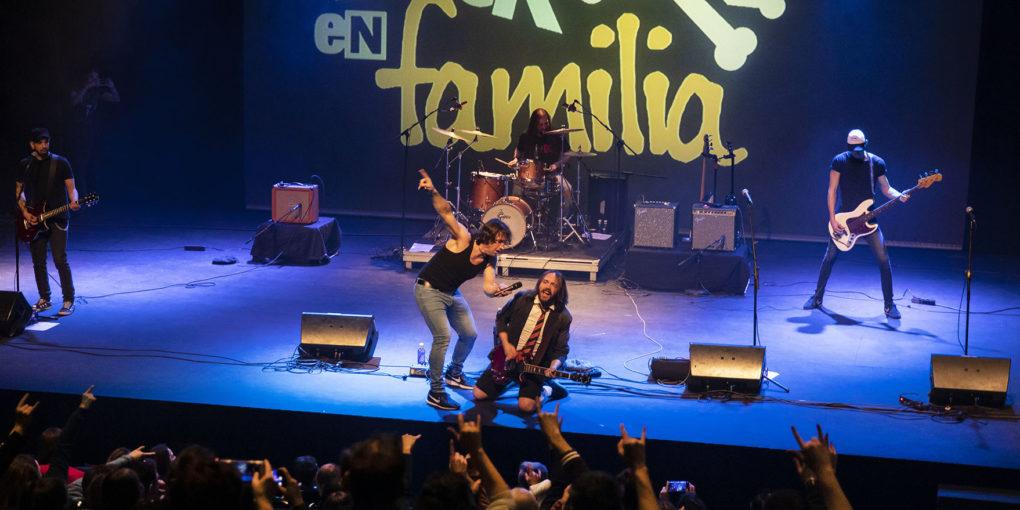Concierto de 'Rock en Familia' en La Rambleta de Valencia   Fotografía: Marga Ferrer