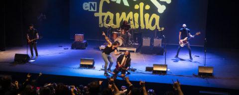 Concierto de 'Rock en Familia' en La Rambleta de Valencia | Fotografía: Marga Ferrer